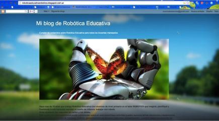 Mi blog de Robótica Educativa