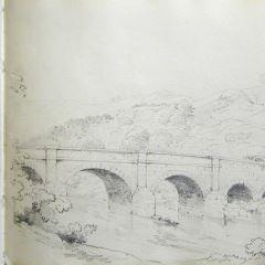 Puente de Hotstandwell (Inglaterra)