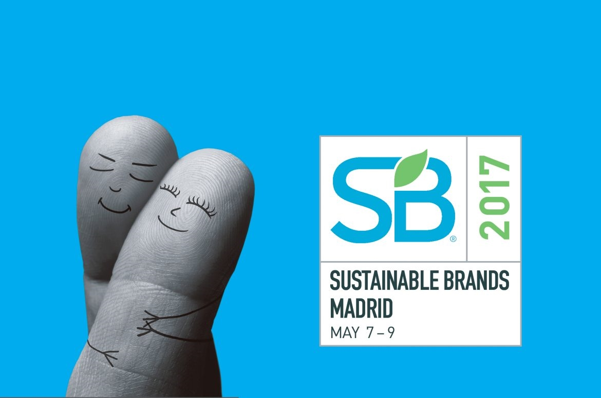 Sustainable Brands Madrid 2017 a vista de pájaro