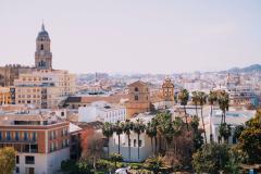 Un paseo por la ciudad de Málaga