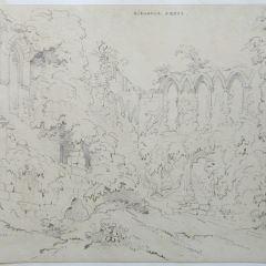 Ruinas de la abadía de Rievaulx  (Inglaterra)