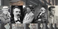 Philosophen des 19. und 20. Jahrhunderts