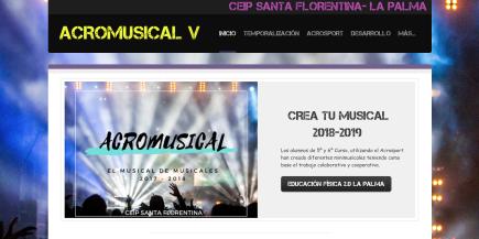 Acromusical, el musical de musicales