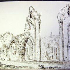 Abadía de Glastonbury (Inglaterra)