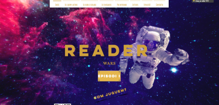 Reader Wars