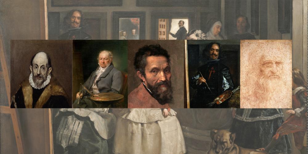 Große Künstler in der Geschichte