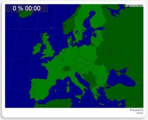 União Europeia: Países. Seterra
