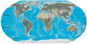 Longest rivers in the world. Ilike2learn
