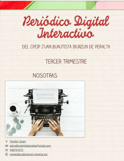 Periódico Digital Interactivo