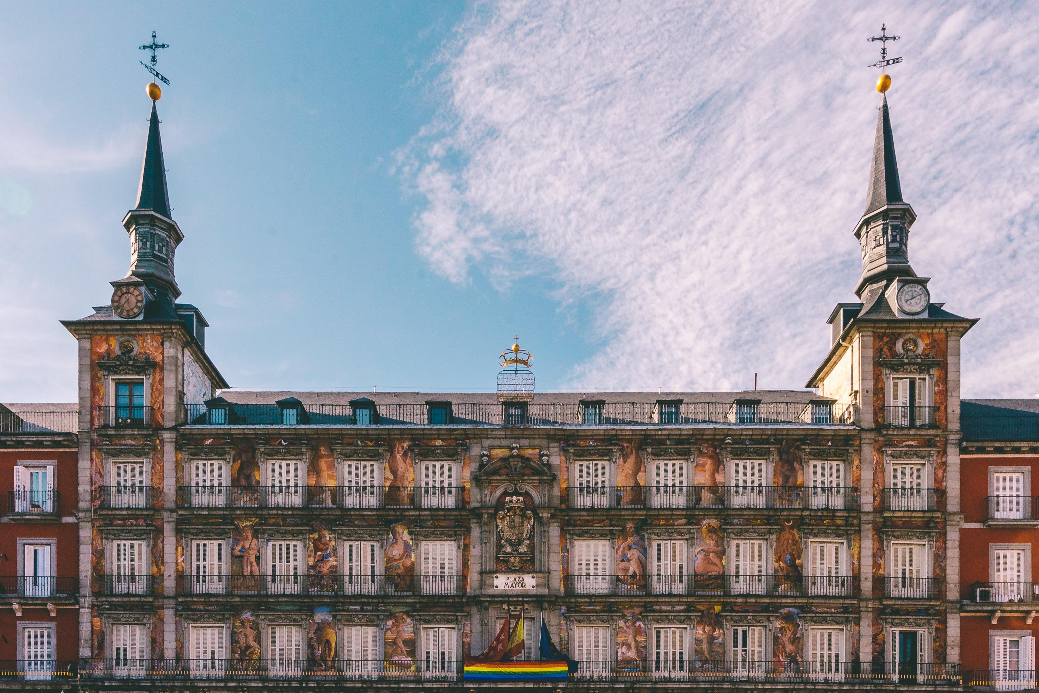Un paseo por el Madrid de los Austrias