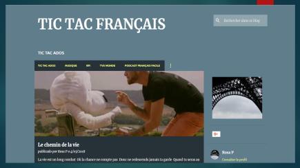 TIC TAC Français