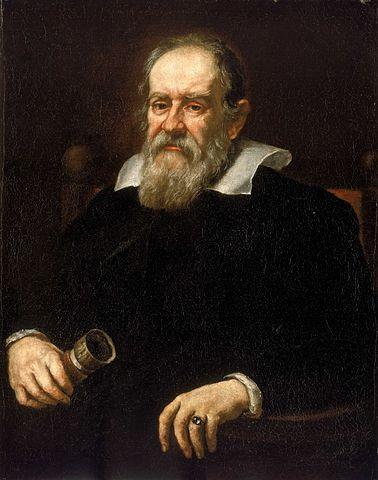 Retrato de Galileo Galilei, Justus Sutermans, cerca de 1640