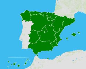 Territorios de España y Europa