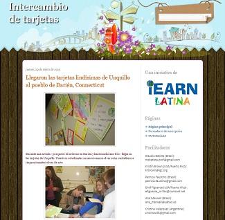 """Proyecto """"Intercambio de tarjetas"""""""