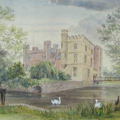 Castillo de Bodian (Inglaterra)
