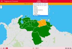 Régions du Venezuela