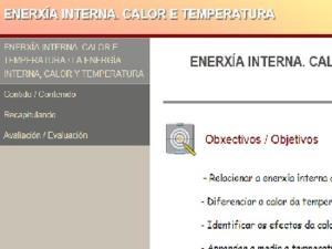 LA ENERGÍA INTERNA, CALOR Y TEMPERATURA