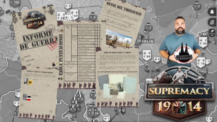 Supremacy 1914, la Primera Guerra Mundial en el aula a través de un videojuego