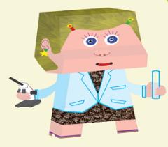 Luisa la bióloga