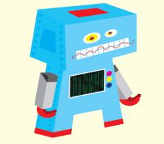 PI, el robot matemático