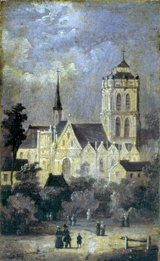Vista de catedral