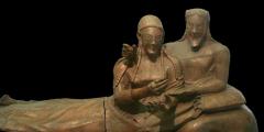 Arte etrusco: etapas