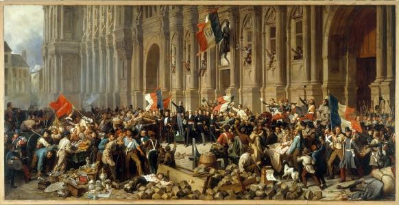 Las revoluciones liberales