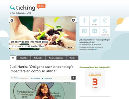 El Blog de Educación y TIC