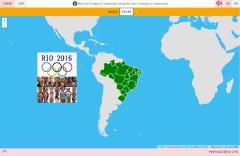 24 Atletas olímpicos brasileiros (Rio 2016)