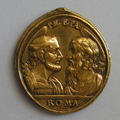 Medalla jubilar, apertura de la Puerta Santa