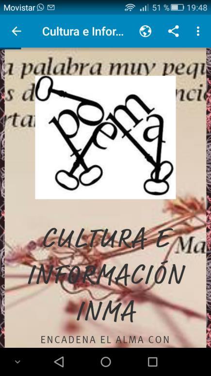http://culturaeinformacióninma.com