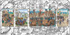 Esdeveniments importants de segle XIV (difícil)