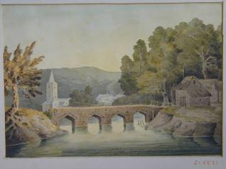 Puente en Arano (Italia)