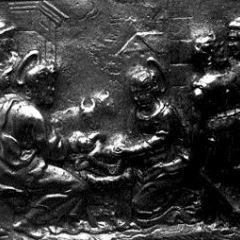 Nacimiento y Adoración de los Pastores