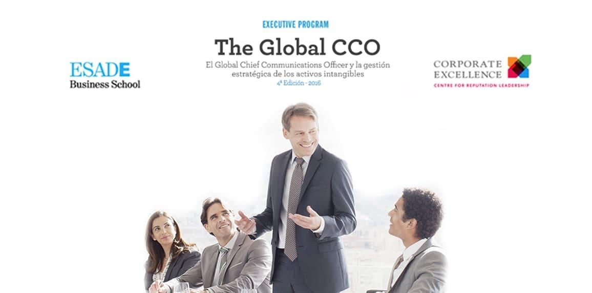 The Global CCO y la gestión estratégica de los intangibles