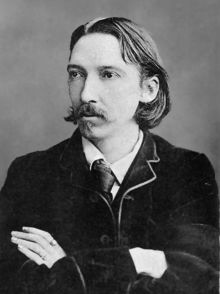 Fotografía de Stevenson, cerca de 1887