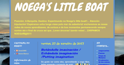 Noega's Little Boat