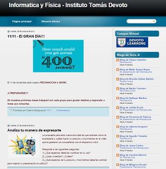 Informática y Física - Instituto Tomás Devoto
