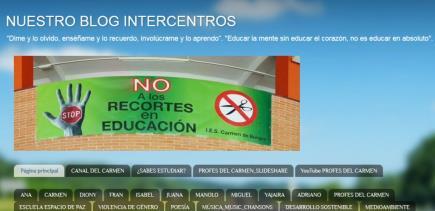 Nuestro Blog Intercentros