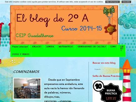 El blog de 2ºA
