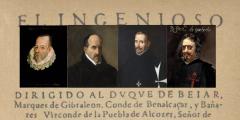Letteratura spagnola dell'età moderna: autori (facile)