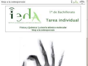 Stop a la osteoporosis