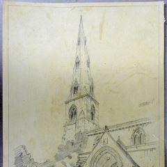 Iglesia de San Andrés en Barnwell, Northamptonshire (Inglaterra)
