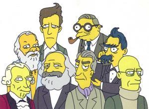 """¿Pueden """"Los Simpson"""" enseñarnos filosofía?"""