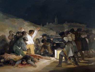 La obra de Goya, entre la Ilustración y el Romanticismo