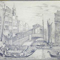 Puente de Rialto, Venecia (Italia)