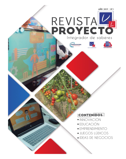 Revista PROYECTO integrador de saberes