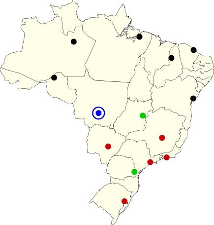 Brazil cities map  (JetPunk)