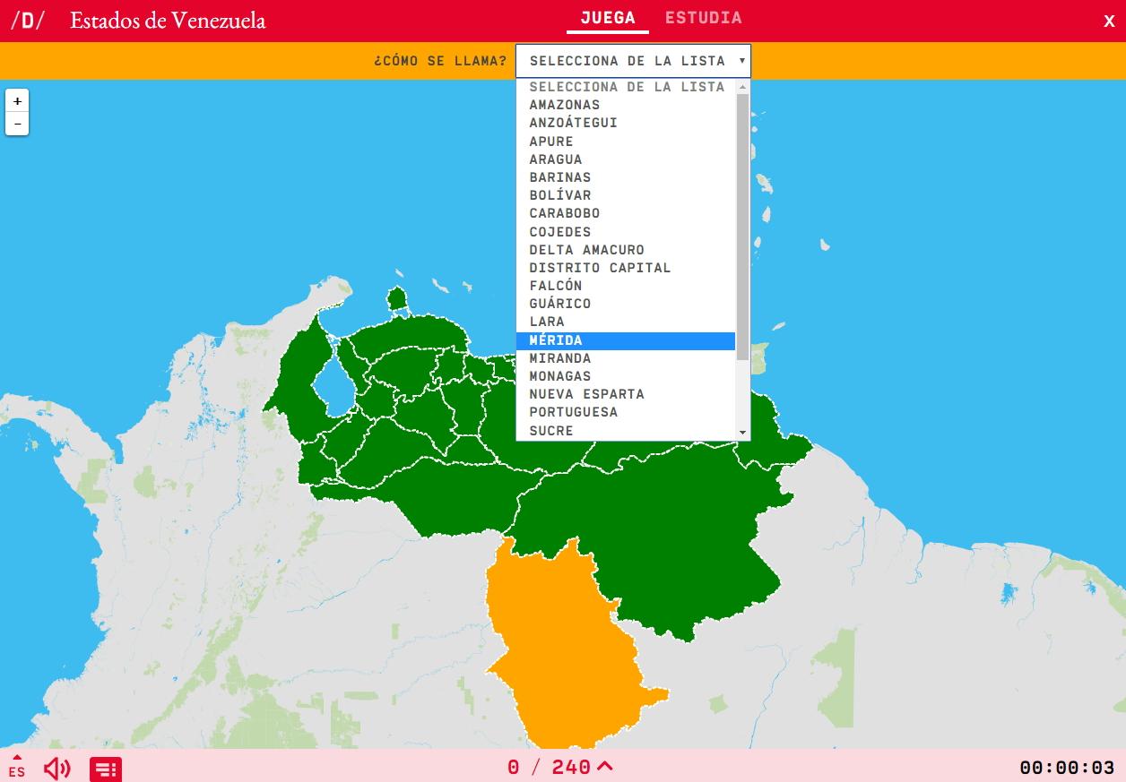 Staaten von Venezuela