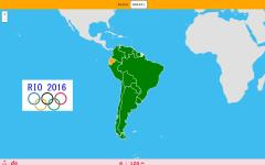 12 Olympic Sportsmen from South America countries